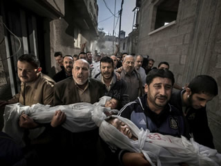 World Press Photo - Gaza Buriel