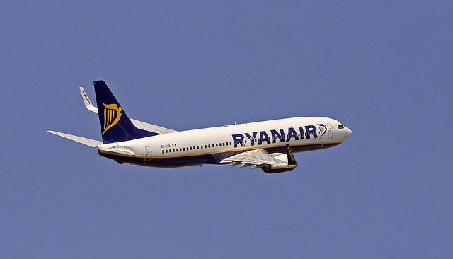 Ryanair | Foto Flickr Victor (© BY-NC-ND 3.0 IT)