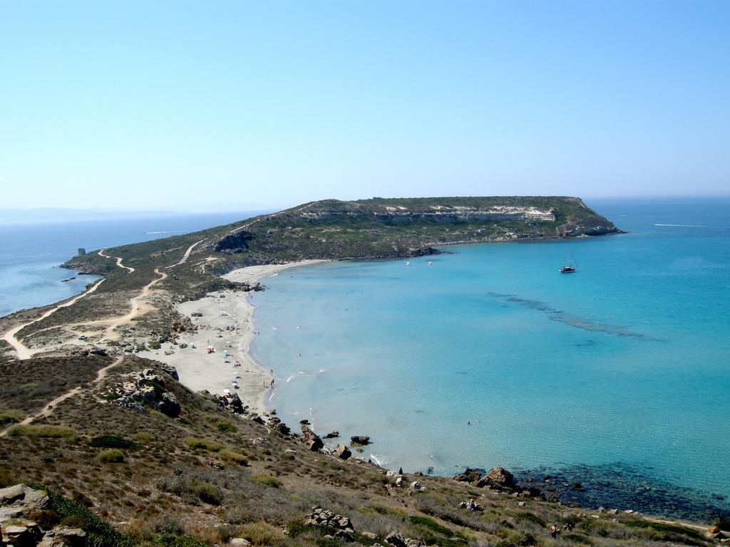 Spiagge di sardegna san giovanni di sinis itenovas for Casa di piantagioni del sud