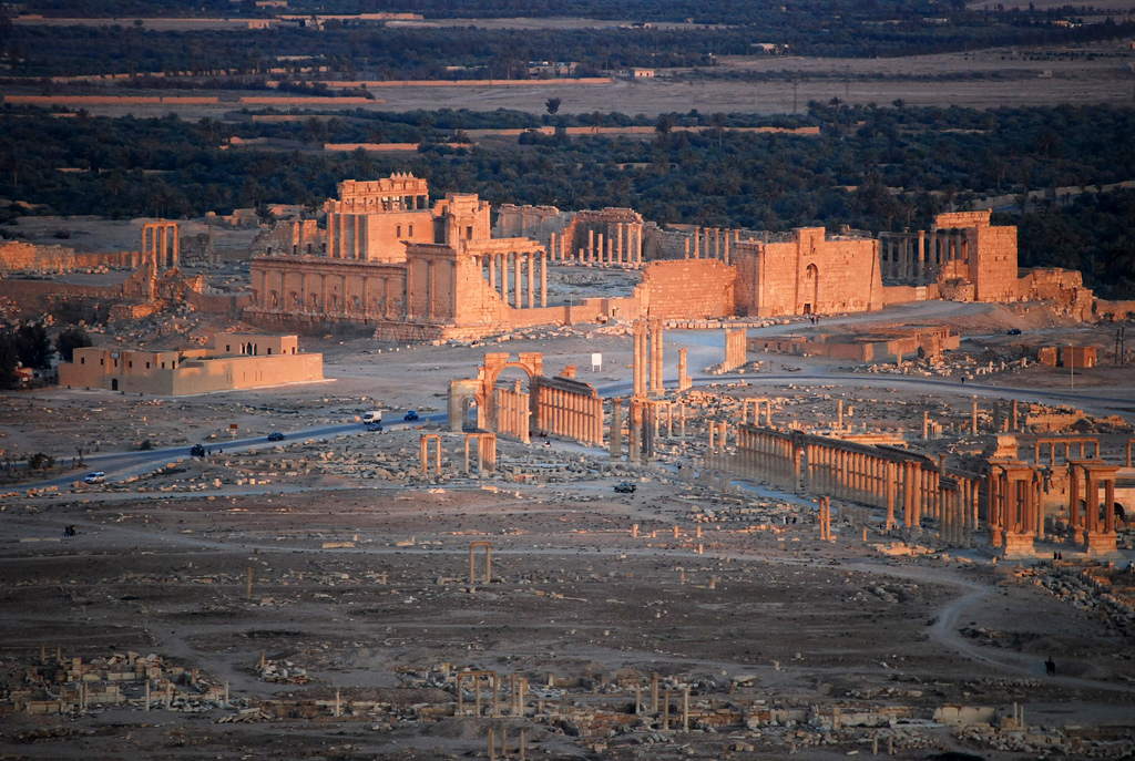 Siria, Palmyra | Foto Alessandra Kocman (© BY-NC-ND 3.0 IT)