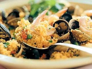 Cucina di Sardegna: Ricetta couscous ai frutti di mare - ® IteNovas ...