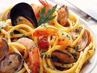 Cucina di Sardegna: Ricetta spaghetti ai frutti di mare - ® IteNovas ...