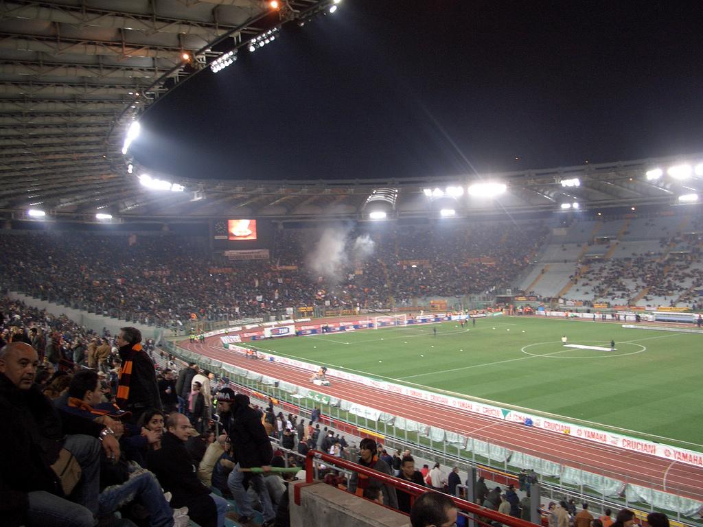 Roma, Spalletti: