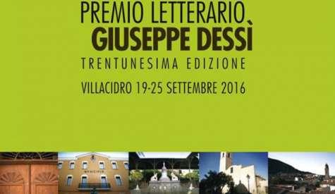 Premio letterario Dessì 2016 | Dal 19 al 25 settembre