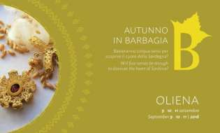 Autunno in Barbagia 2016 a Oliena | dal 9 al 11 settembre
