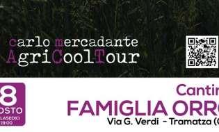 AgriCoolTour 2016 a Tramatza   Carlo Mercadante   18 agosto