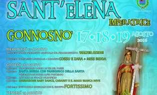 Sant'Elena Imperatrice 2016 | Dal 17 al 19 agosto