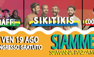 Siammer Fest 2016 | 19 agosto