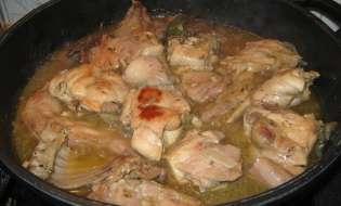 Cucina di Sardegna: Ricetta coniglio alla vernaccia