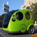 Al Porto di Cagliari l'auto ad aria compressa