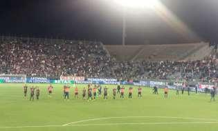 Serie A: Il Cagliari batte Crotone e infermeria