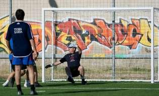 Calcetto e salute mentale: ai Chimbemoros di Nuoro la Coppa Italia