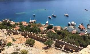 Archeologi sardi scoprono città sommersa in Tunisia
