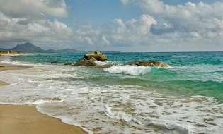 La spiaggia di Costa Rei è al top anche su Instagram