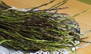 Cucina di Sardegna: Risotto agli asparagi selvatici