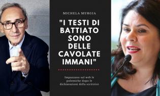 Perché Michela Murgia ha ragione sui testi di Battiato