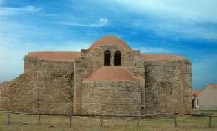 Cabras, Chiesa di San Giovanni di Sinis