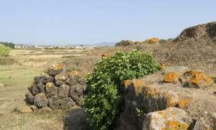 San Vero Milis, Complesso nuragico S'Uraki