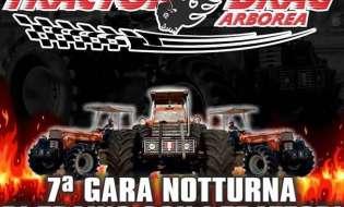Gara Notturna di Traino con i Trattori 2016   23 luglio