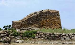 Abbasanta, il Nuraghe Losa