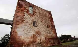 Ghilarza, la torre aragonese