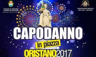 Capodanno 2017 ad Oristano | 31 dicembre
