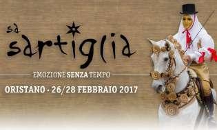 Sa Sartiglia 2017 | 26 e 28 febbraio