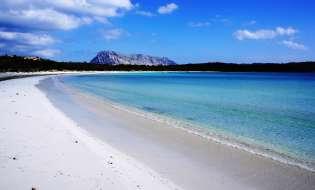 Spiagge di Sardegna: Spiaggia di Cala Brandinchi