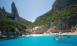 Spiagge di Sardegna: Spiaggia di Cala Goloritzè