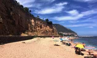 Spiagge di Sardegna: Spiaggia di Palmasera - Cala Gonone