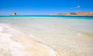 Spiagge di Sardegna: Spiaggia La Pelosa - Stintino