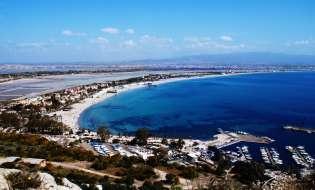 Spiagge di Sardegna: Spiaggia del Poetto
