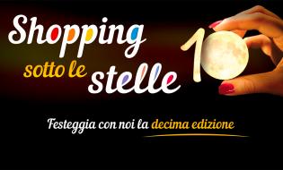 Shopping sotto le stelle 2017 a Oristano | Dal 4 luglio al 29 agosto