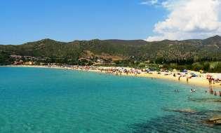 Spiagge di Sardegna: Spiaggia di Solanas