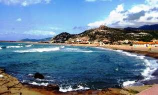 Spiagge di Sardegna: Spiaggia di Bosa Marina