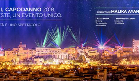 Natale e Capodanno 2018 a Cagliari   31 dicembre