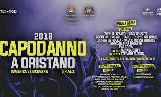 Capodanno 2018 ad Oristano | 31 dicembre