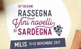 Rassegna dei Vini Novelli 2017 | 11 e 12 Novembre