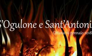 S'Ogulone e Sant'Antoni 2018 | 16 Gennaio