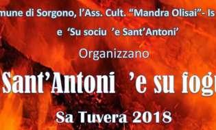Sa Tuvera 2018 Sorgono | 16 e 17 Gennaio