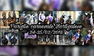 Pariglie Carnevale Bortigalese 2018 | 24 e 25 febbraio