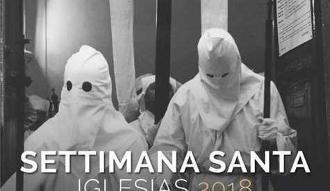 La Settimana Santa 2018 a Iglesias | Dal 27 Marzo al 3 Aprile