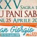 Sagra De Su Pani Saba 2018 | San Giorgio Martire | dal 22 al 25 aprile