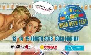 Bosa Beer Fest 2018 Summer Edition   13, 14 e 15 agosto