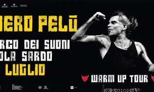 Piero Pelù in concerto | 21 luglio