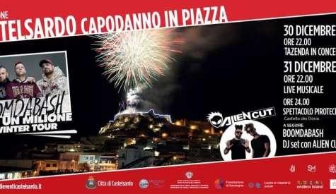 Capodanno 2020 a Castelsardo | 31 dicembre