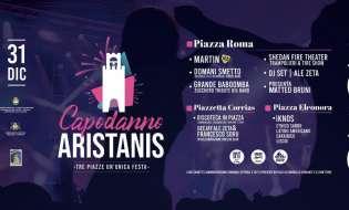Capodanno 2020 ad Oristano | 31 dicembre