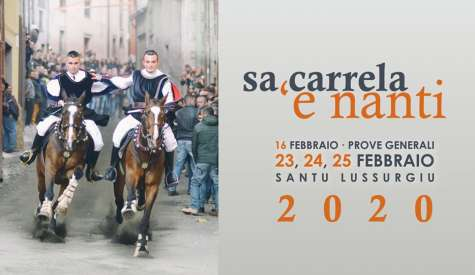 Sa Carrela 'e Nanti 2020 | 16, 23, 24 e 25 febbraio