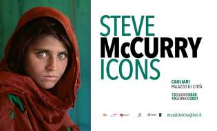 Le mostre ripartono con le foto di McCurry a Cagliari