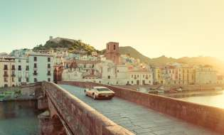 La Lamborghini riparte dalla Sardegna